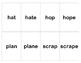 Flip Flop Closed & Vowel-Consonant-e (Silent e) Syllable &