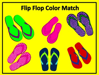 Flip Flop Color Match