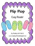 Flip Flop Easy Reader Flipbook
