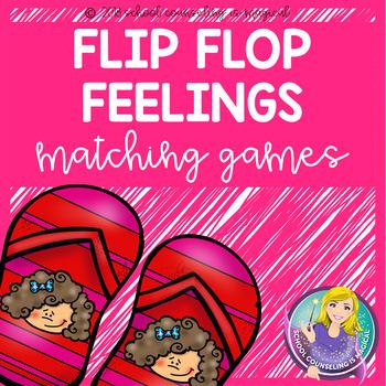 Flip Flop Feelings Matching Games