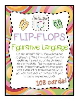 Flip-Flop Figurative Language