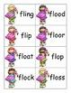 Flip Flop Flamingoes - Fl Blend Card Game
