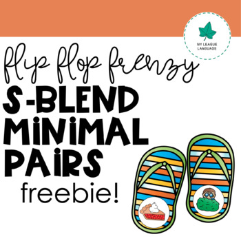 Flip Flop Freebie! S-Blends