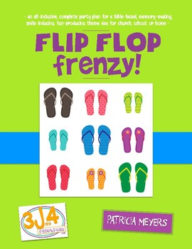 Flip Flop Frenzy Theme Day Plan