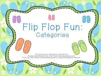 Flip Flop Fun: Categories