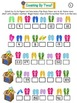 Flip Flop Fun  Kindergarten and  1st Grade Literacy and Math Review Activities