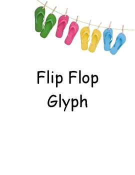 picture relating to Flip Flop Template Printable named Transform Flop Template Worksheets Education Supplies TpT