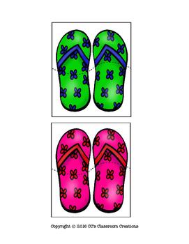 Flip Flop Matching Task