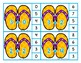 Flip Flop Math - Add and Pin {FREEBIE}