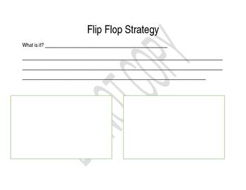 Flip Flop Math Strategy