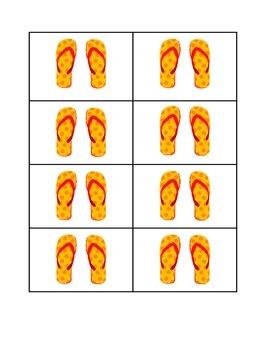 Flip Flop Memory: Commutative Property