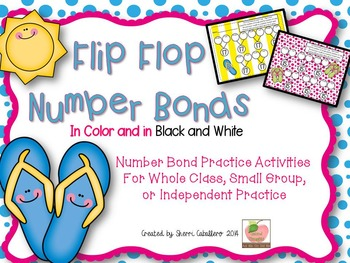Flip Flop Number Bonds: Practice with Facts for 5-20