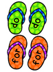 Flip Flop Sight Words Freebie