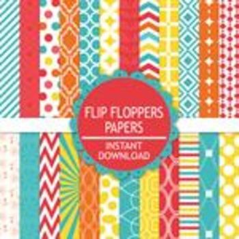 Flip Floppers Paper Pack