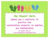 Flip Floppin' Math - Commutative Addition & Multiplication