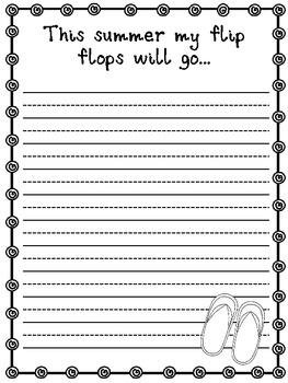 Flip Floppin' for Summer