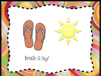 Flip-Flops Classroom PowerPoint Game