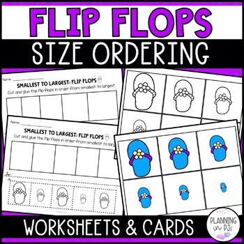 Flip Flops: From Smallest to Largest