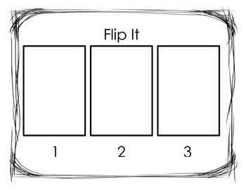 Flip It--A CVC Making Words Game
