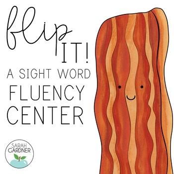 Flip It! A Sight Word Game {First Grade List}