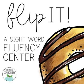 Flip It! A Sight Word Game {Third Grade List}