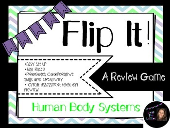 Flip It! Human Body Systems