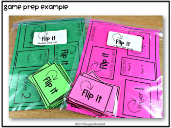Flip It Math Games
