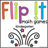 Flip It Math Games Kindergarten