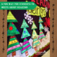 Flip Its! Christmas Tree Story Elements and Nonfiction Flipbook Reading Response