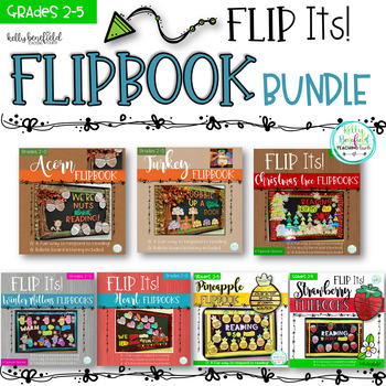 Flip Its! Reading Response Flipbooks Bundle