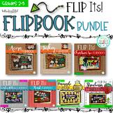 Flip Its! Reading Response Flipbooks Bundle