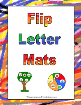 Flip Letter Cards