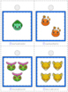 Flip & Match Pokemon Go- 4 Activity Set for Numbers 1-10,