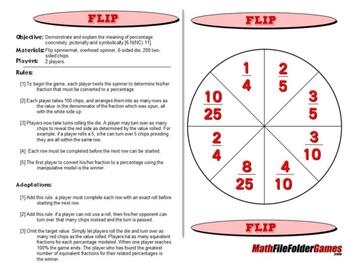 Flip: Percentage Games