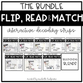 Flip, Read, and Match Decoding Strips | GROWING Bundle Pho