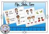 Flip, Slide & Turn