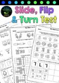 Flip, Slide & Turn Test