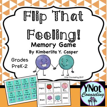 Emotions Memory Game: Flip That Feeling