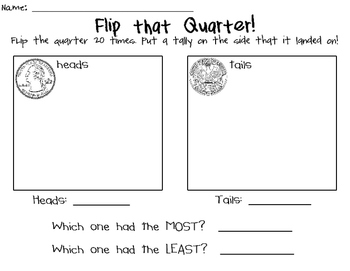 Flip That Quarter!