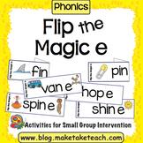 Magic e - Flip the Magic e