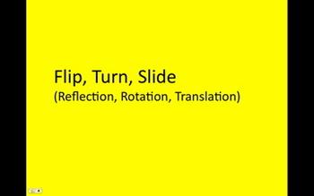 Flip Turn Slide