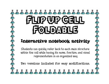 Flip Up Cell Foldable