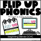 Flip-Up Phonics Beginning Blends
