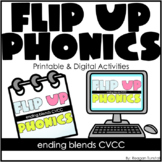 Flip-Up Phonics Ending Blends
