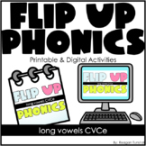 Flip-Up Phonics Long Vowels
