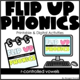 Flip-Up Phonics R-Controlled Vowels
