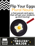 Flip Your Eggs - Plural Nouns - Bloom's Taxonomy / Kinesth