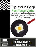 Flip Your Eggs - Verb Tenses Vol. 1 - Bloom's Taxonomy / K