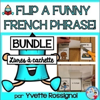 Lecture - French Readers - French Reading - Livres à cachette - BUNDLE