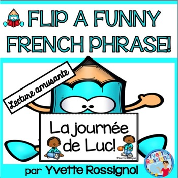 Lecture French Reading French Flip Book Maternelle Première